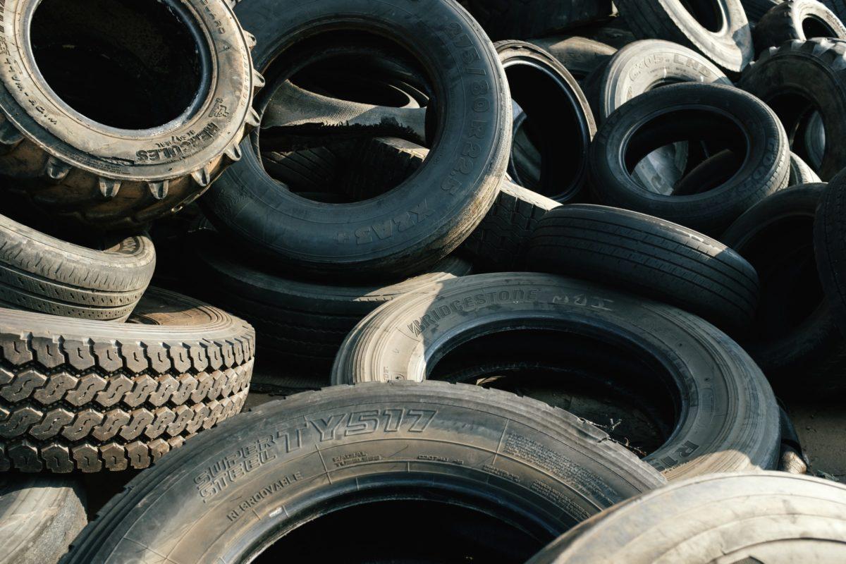 25% Rabatt på däckförvaring!